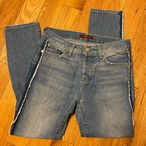 Cute 7 for a mankind jeans